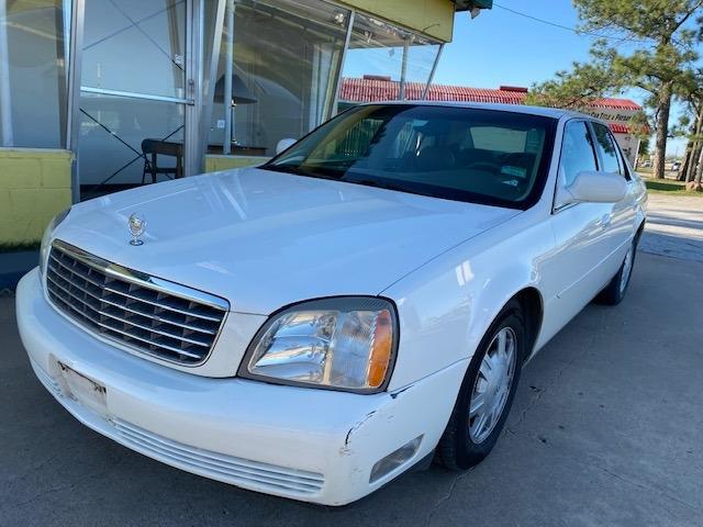 Cadillac DeVille 2005 price $3,499