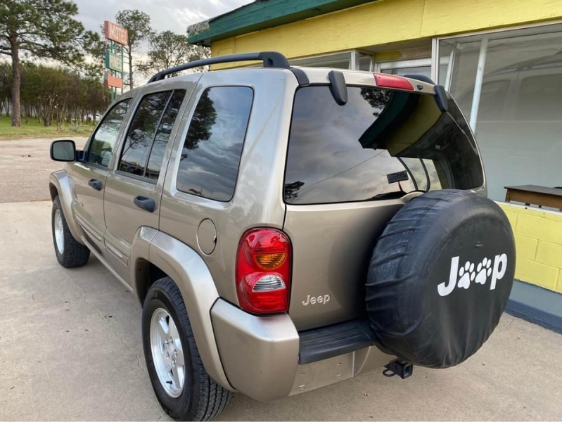 Jeep Liberty 2003 price $4,500