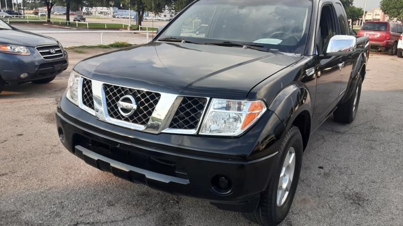 Nissan Frontier 2005 price $5,500