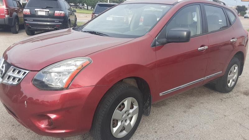 Nissan Rogue 2014 price $6,550