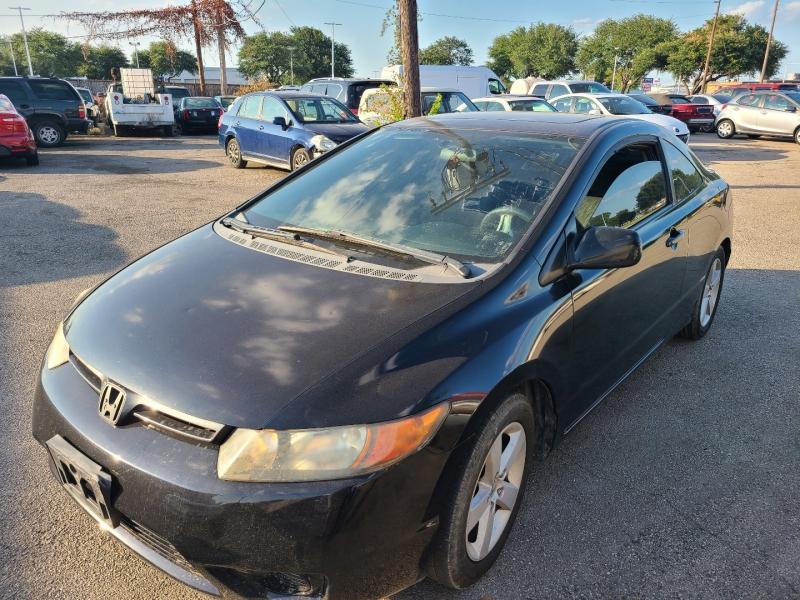Honda Civic Cpe 2008 price $4,250