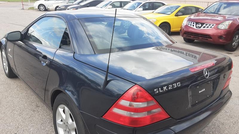Mercedes-Benz SLK-Class 1998 price $3,500