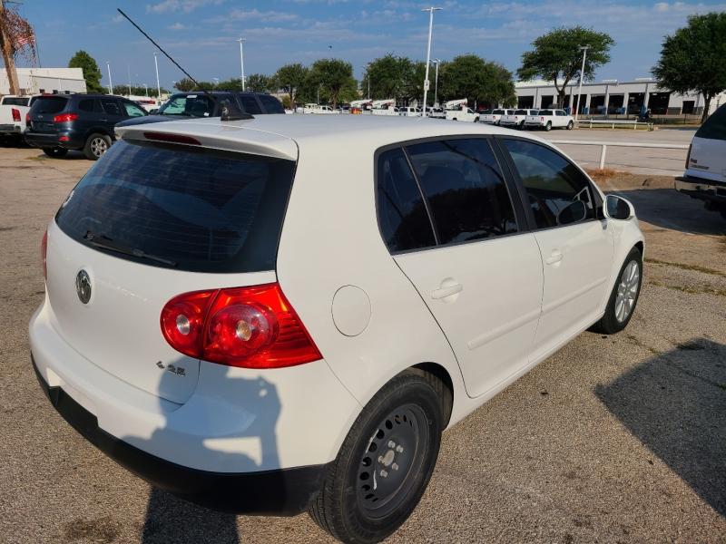 Volkswagen Rabbit 2008 price $4,350