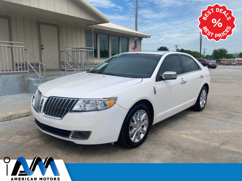 Lincoln MKZ 2011 price $1,500 Down