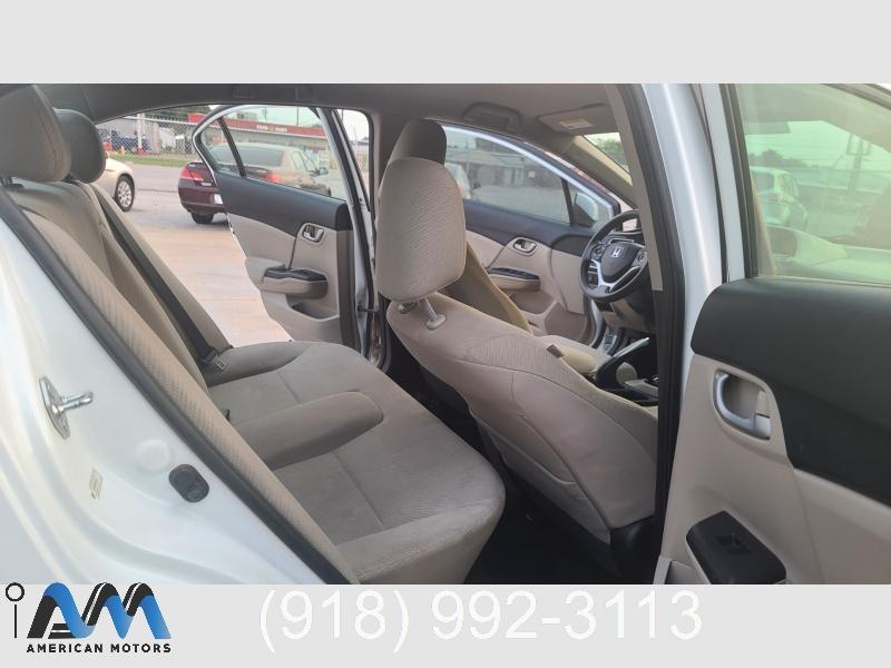 Honda Civic Sdn 2013 price $7,999 Cash