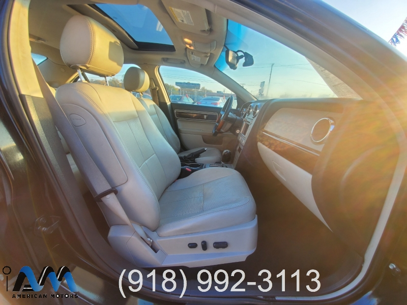 Lincoln Zephyr 2006 price $2,499