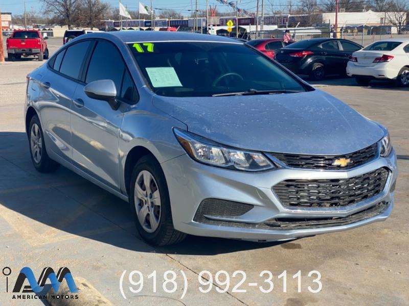 Chevrolet Cruze 2017 price $2,800 Down
