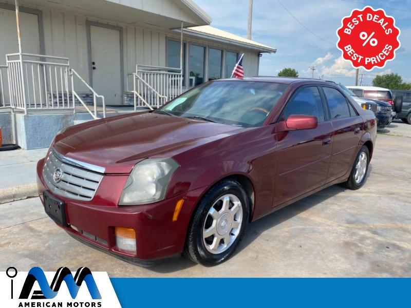 Cadillac CTS 2003 price $4,299