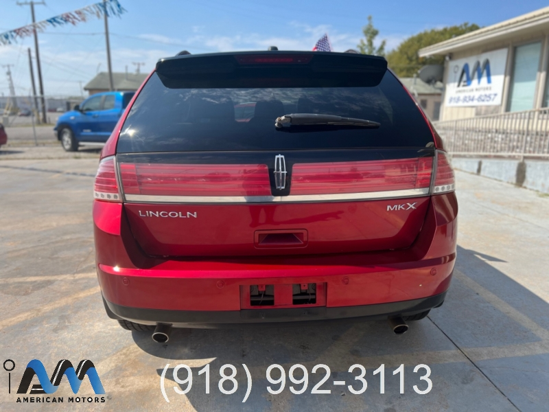 Lincoln MKX 2008 price $4,999