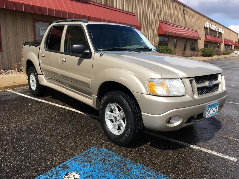 Ford Explorer Sport Trac 2005 price $6,500