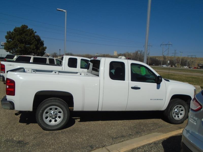 Chevrolet Silverado 1500 2012 price $10,950