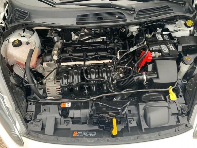 Ford Fiesta 2019 price $10,352