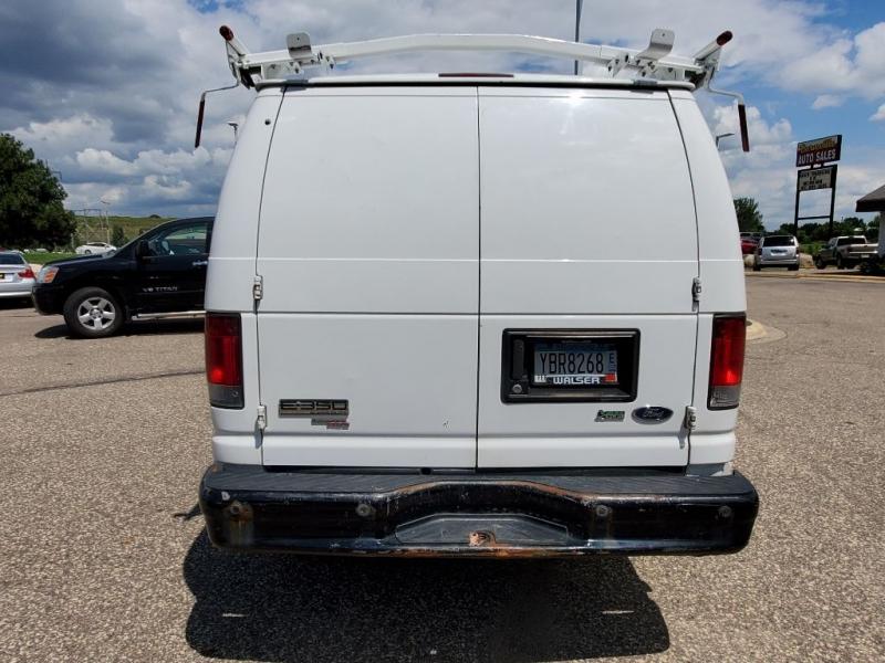 Ford Econoline Cargo Van 2011 price $9,950