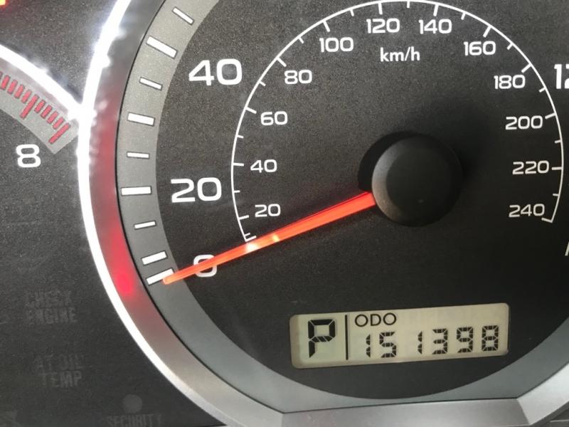 Subaru Impreza Wagon 2011 price $5,900