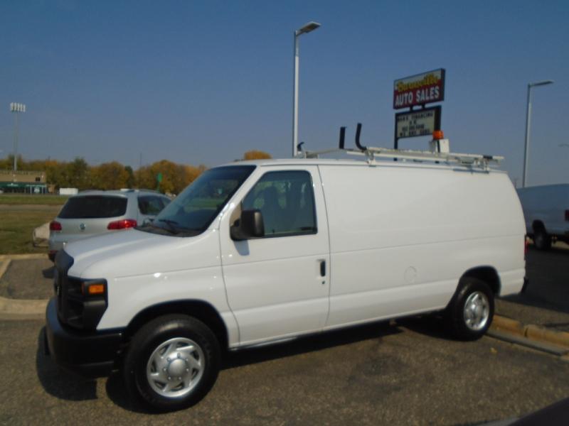 Ford Econoline Cargo Van 2013 price $14,950