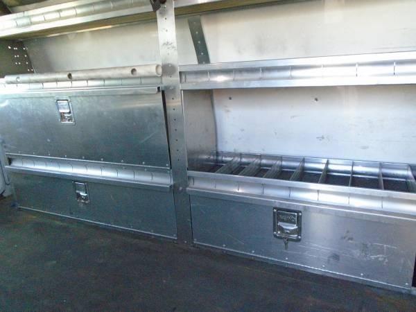 Ford Econoline Cargo Van 2011 price $12,450