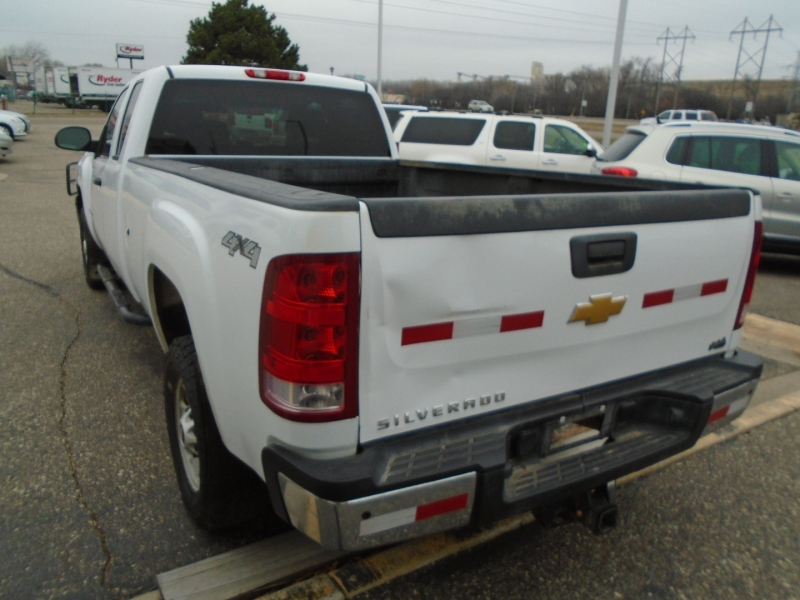Chevrolet Silverado 2500HD 2013 price $12,950