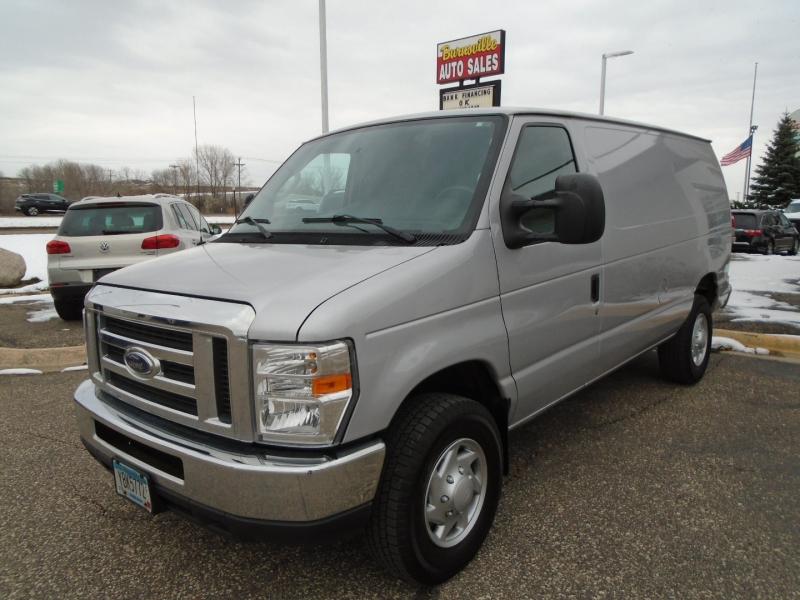 Ford Econoline Cargo Van 2013 price $13,950