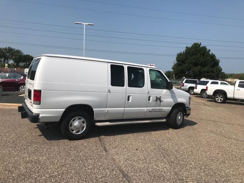 Ford Econoline Cargo Van 2014 price $10,300