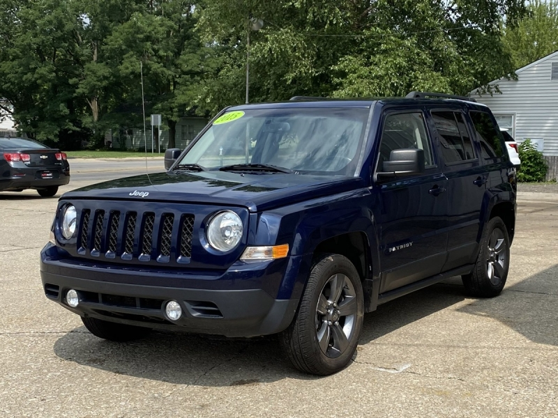 Jeep Patriot 2015 price $9,895