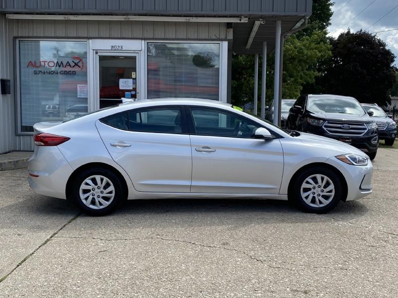 Hyundai Elantra 2017 price $10,700