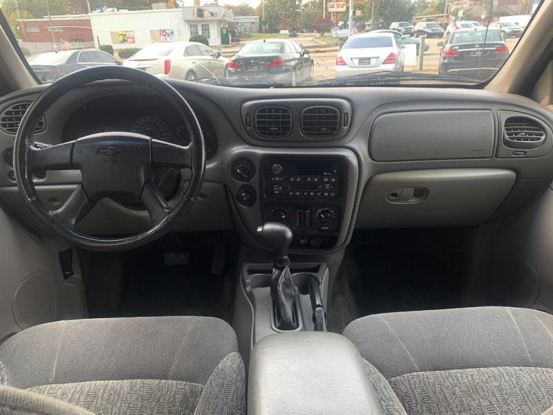 Chevrolet TrailBlazer 2003 price $4,895