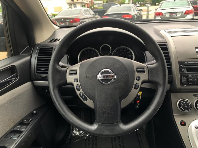 Nissan Sentra 2012 price $6,795