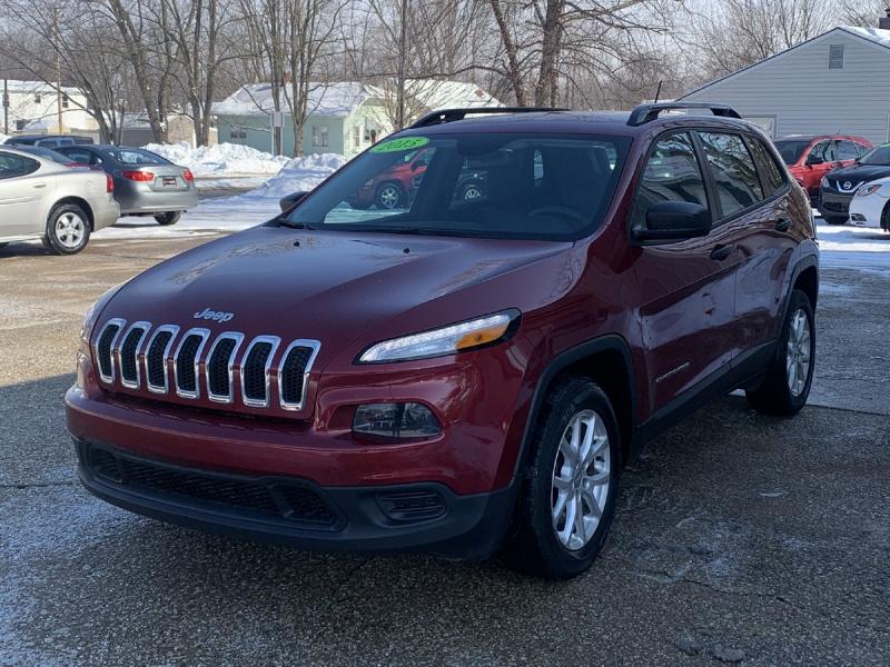 Jeep Cherokee 2015 price $13,800