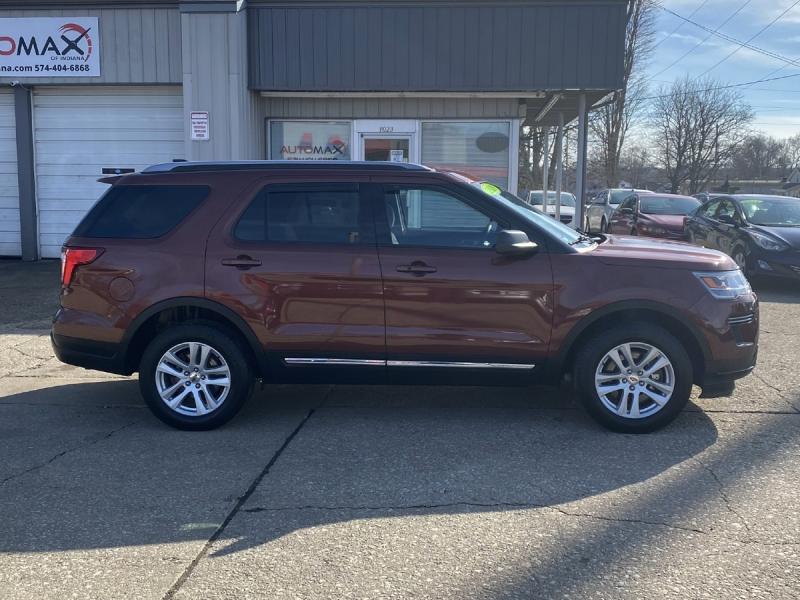 Ford Explorer 2018 price $20,800