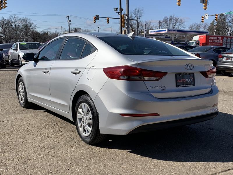 Hyundai Elantra 2017 price $10,600