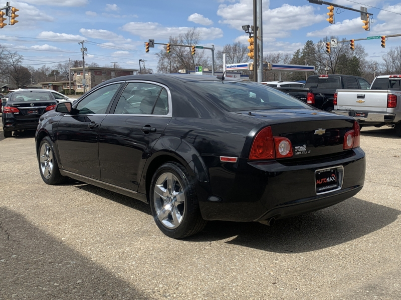 Chevrolet Malibu 2010 price $7,600