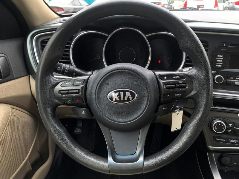 Kia Optima 2015 price $10,800