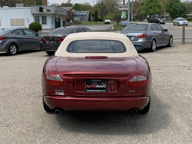 Jaguar XK8 1997 price $8,995