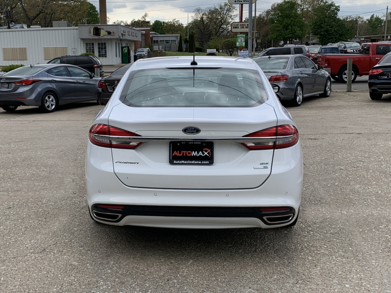 Ford Fusion 2017 price $16,800