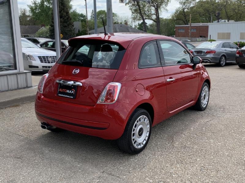 Fiat 500 2015 price $8,900