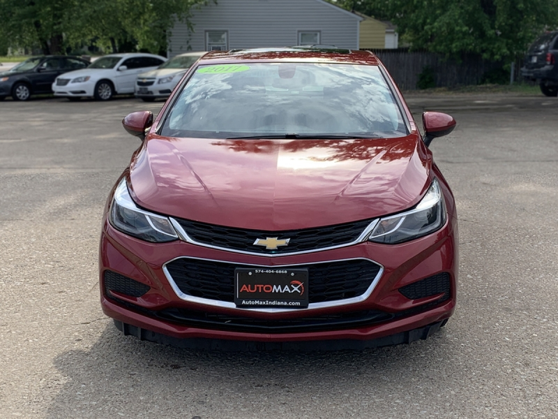 Chevrolet Cruze 2017 price $16,875