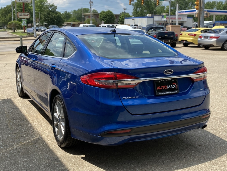 Ford Fusion 2017 price $20,895