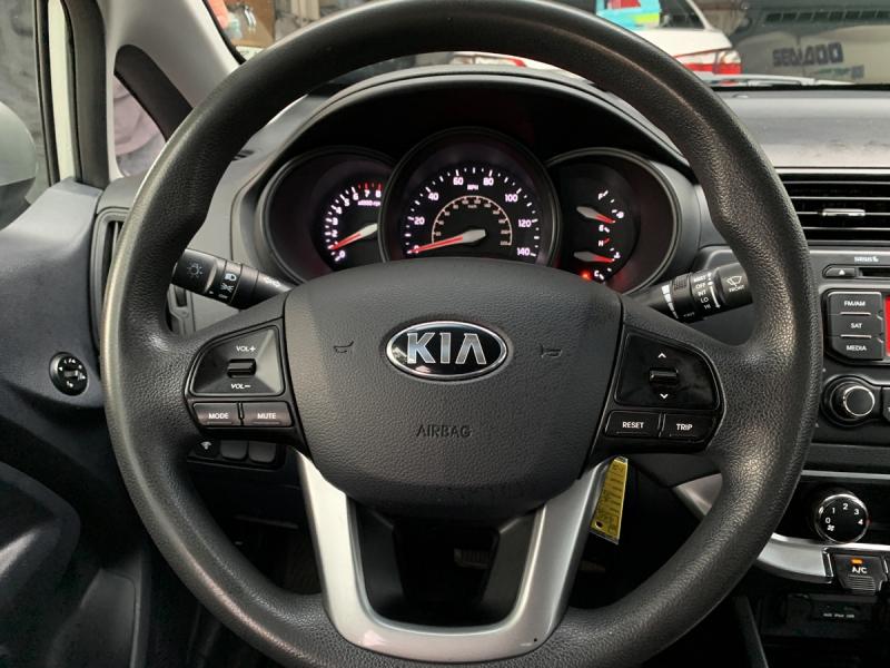 Kia Rio 2015 price $10,695
