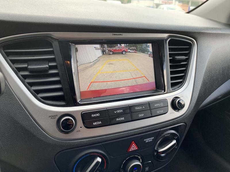 Hyundai Accent 2018 price $14,700