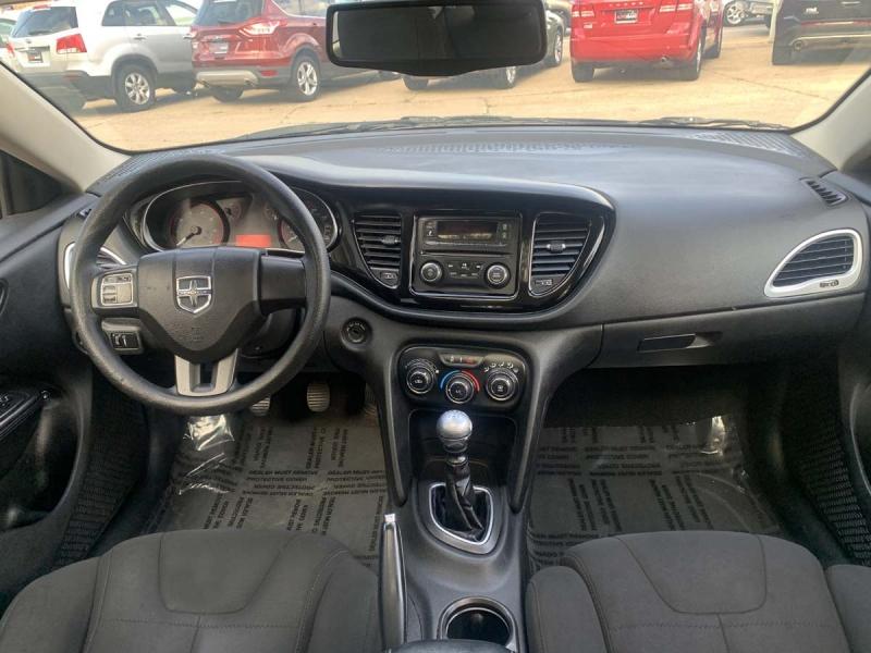 Dodge Dart 2013 price $9,600