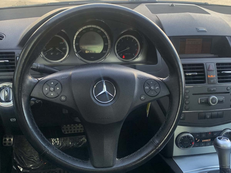 Mercedes-Benz C-Class 2010 price $9,895