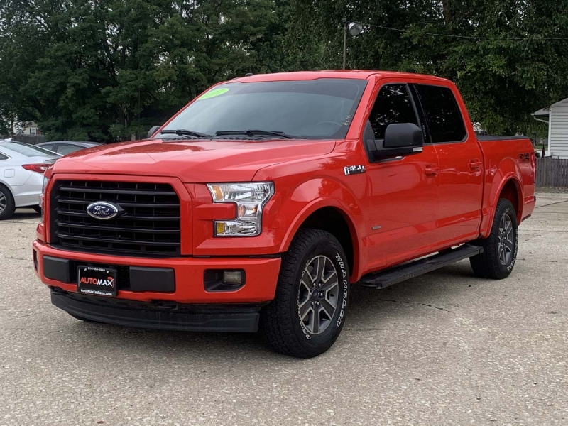 Ford F-150 2017 price $32,795