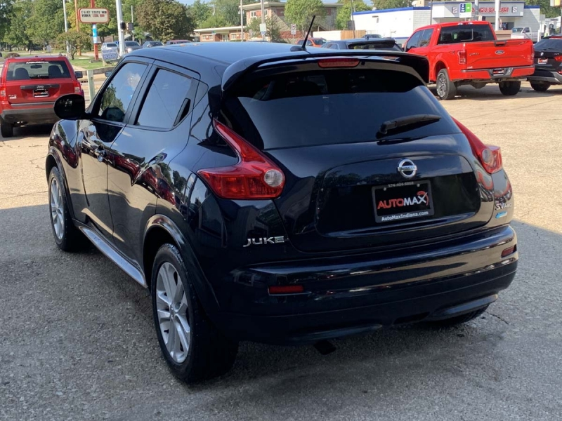 Nissan JUKE 2013 price $11,875