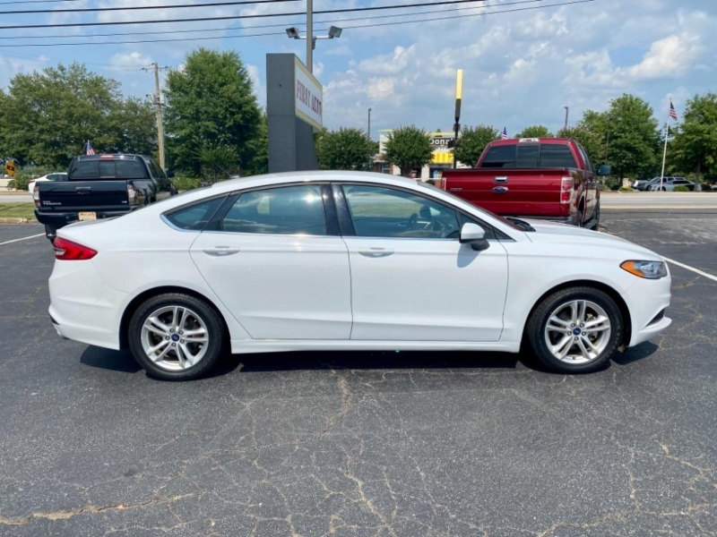 Ford Fusion 2018 price $17,495