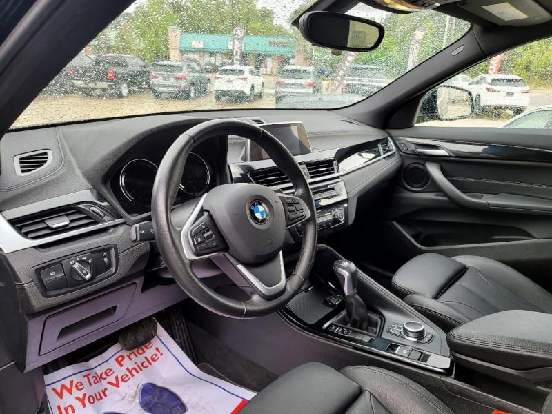 BMW X2 PREMIUM PKG, NAV, HEAT SEATS CLEAN CARFAX 2018 price $30,998