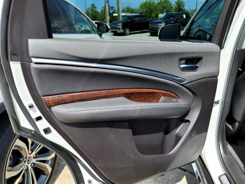 Acura MDX TECH PKG, 3RD ROW 2018 price $39,984