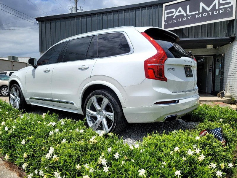 Volvo XC90 INSCRIPTION PKG, FULLY LOADED, CLEAN CARFAX. 2018 price $46,697