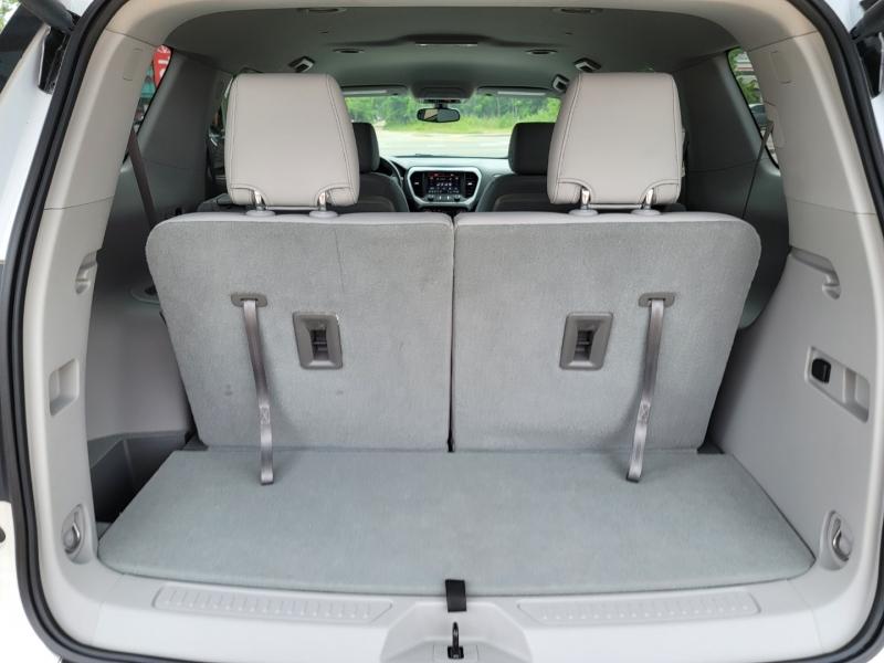 GMC SLT W/2ND ROW BUCKET SEATS 2020 price $37,466
