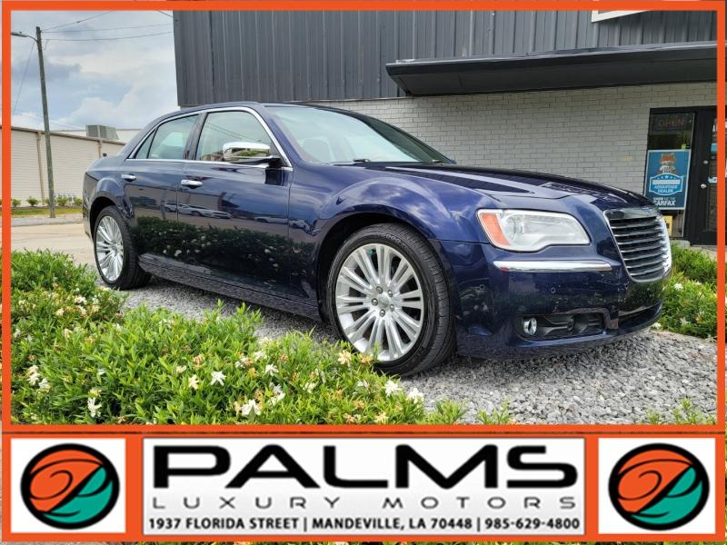 Chrysler 300C, LUXURY PKG 2014 price $18,500