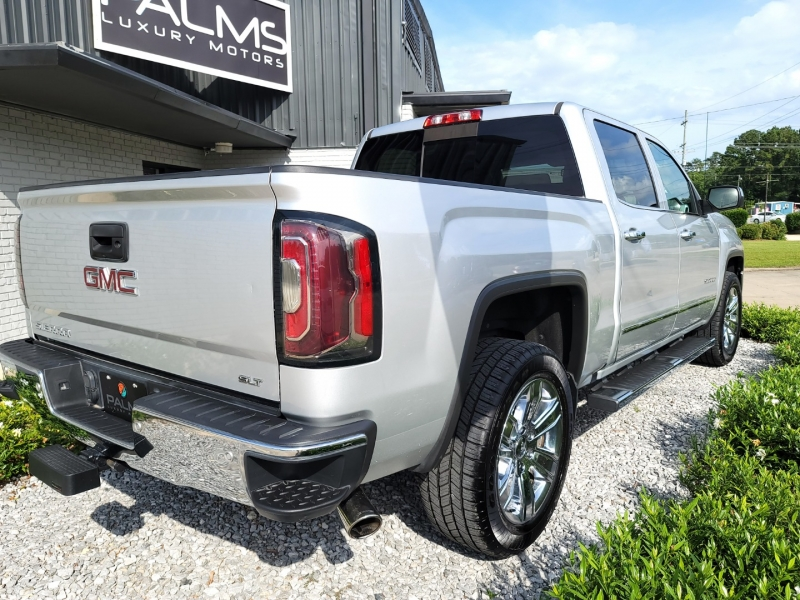 GMC Sierra 1500 2017 price $35,588